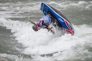 Ottillie Robinson-Shaw, Junior Freestyle Kayaking World Champion and Ipswich High School pupil