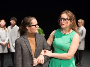 Ipswich High School's performance of 'A Comedy of Errors' for the 2017 Shakespeare Schools' Festival