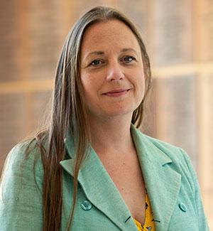Ipswich High School's Deputy Head of Prep School, Cat Allen