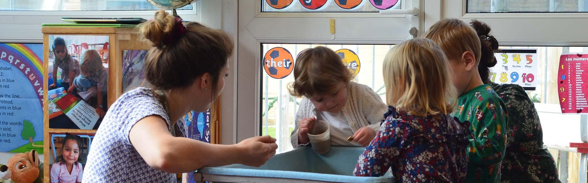 Free Parent, Baby & Toddler Group | Ipswich High School