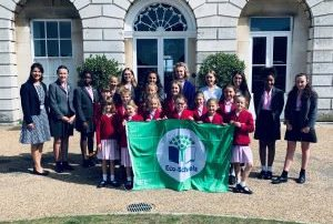 Ipswich High School has been awarded a Green Flag by Eco-Schools